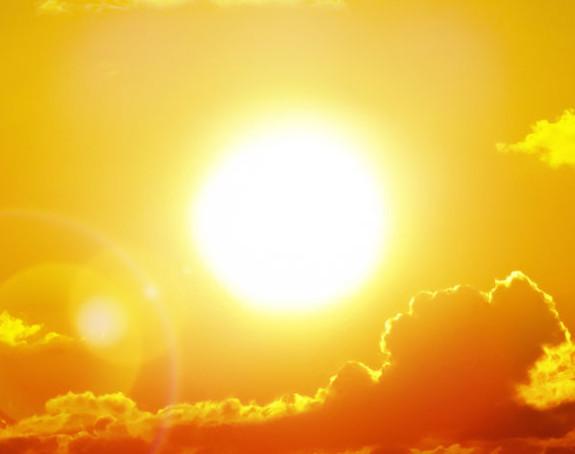 Sunčano i veoma toplo vrijeme, temperatura do 36