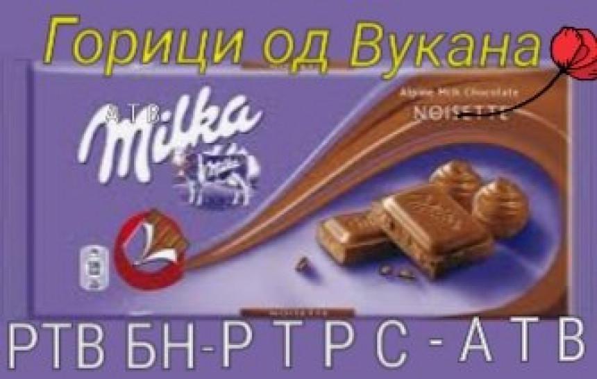 Nebojša Vukanović obećao čokoladu Gorici Dodik