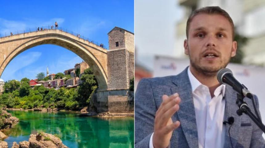 Stanivuković će posjetiti Sabornu crkvu u Mostaru i manastir Žitomislić