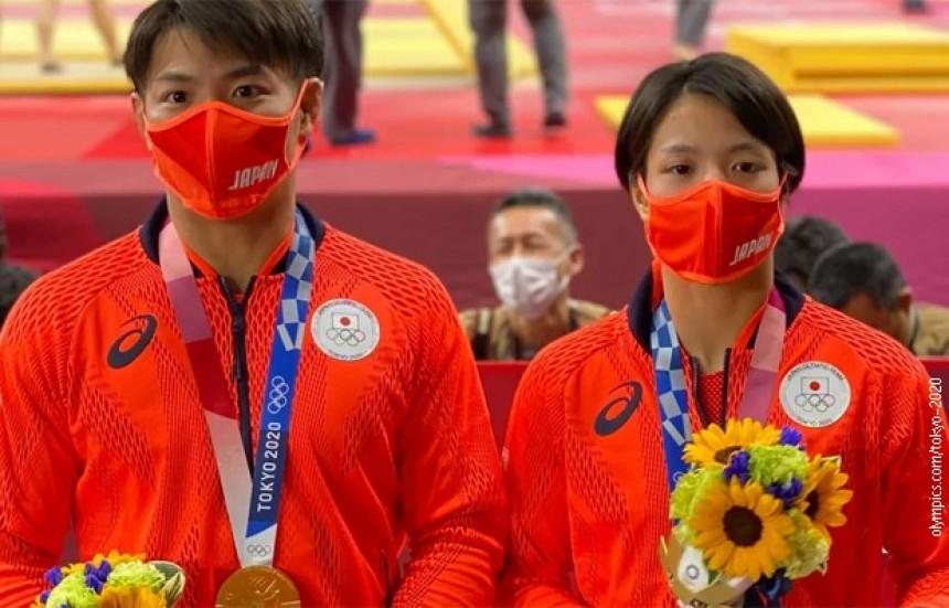 Brat i sestra džudisti osvajači olimpijskog zlata