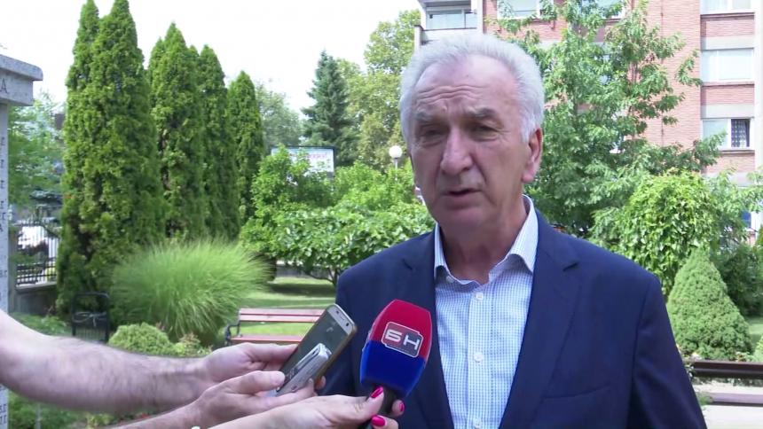 """""""Sumnjam da je Dodik u dogovoru sa Inckom"""" (VIDEO)"""