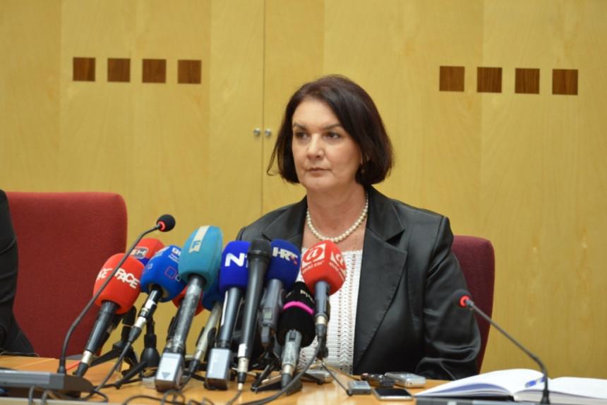 Gordana Tadić razriješena dužnosti glavnog tužioca