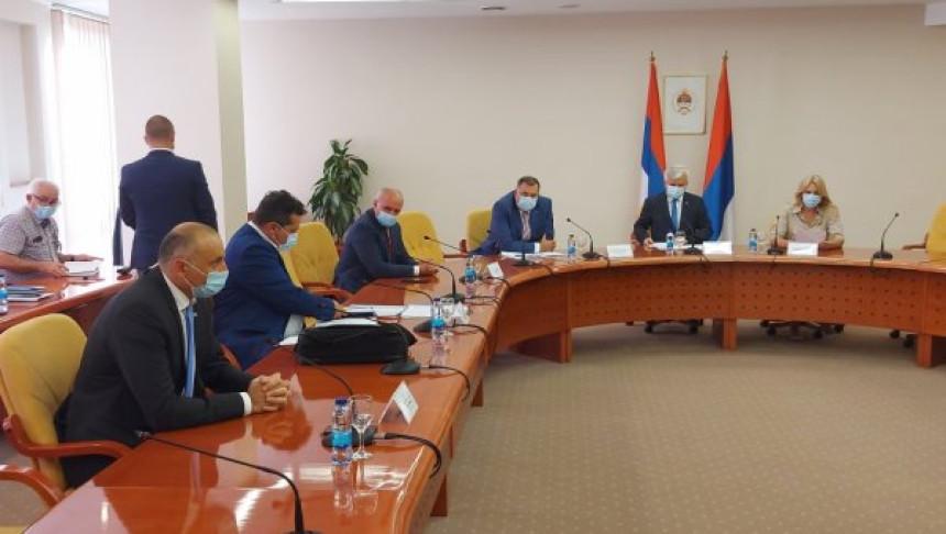 Počeo sastanak parlamentarnih stranaka u Srpskoj