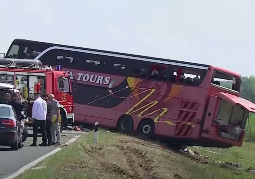 Vatrogasci u šoku nakon nesreće u Slavonskom Brodu