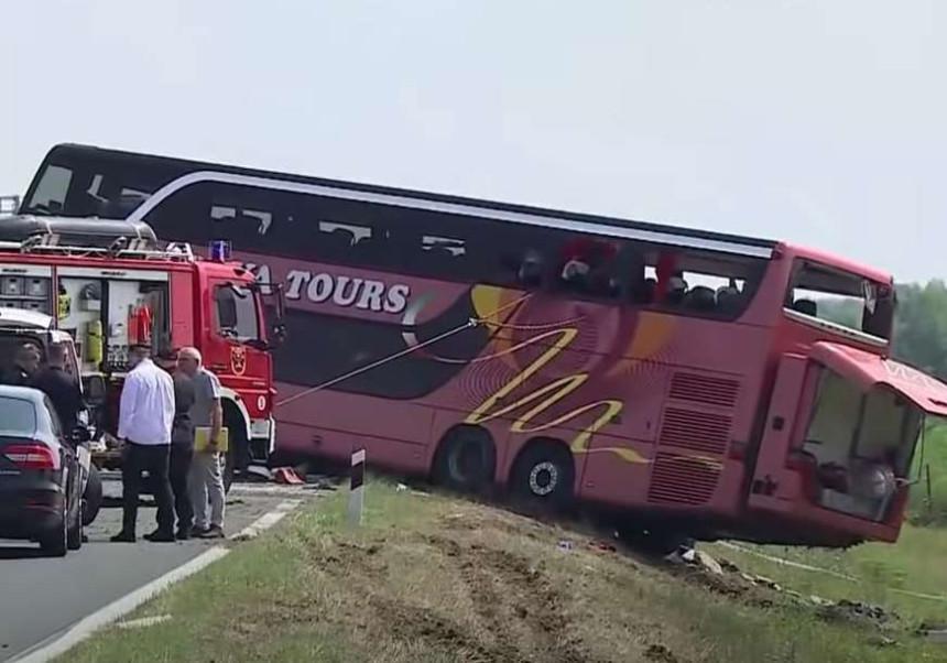 Zatražen istražni pritvor za vozača autobusa