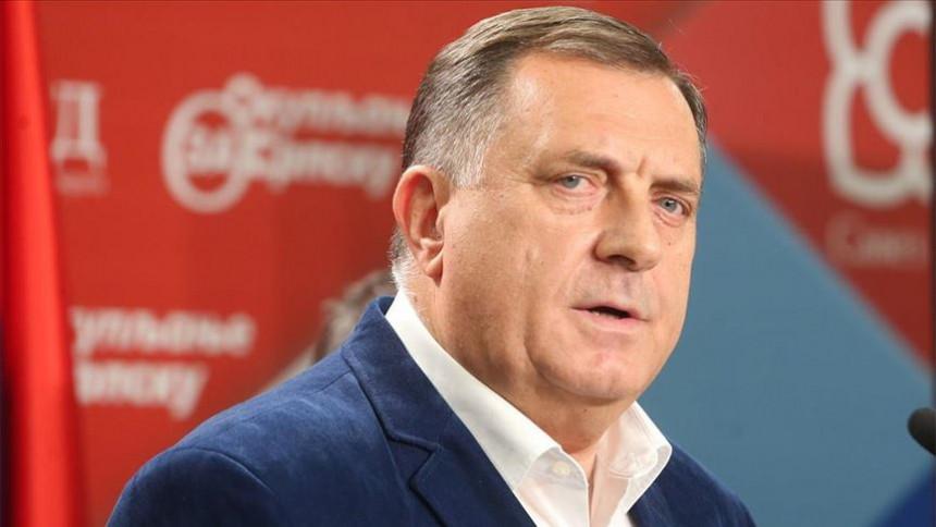 Додик потврдио да је разговарао са опозицијом о формирању концентрационе владе Републике Српске