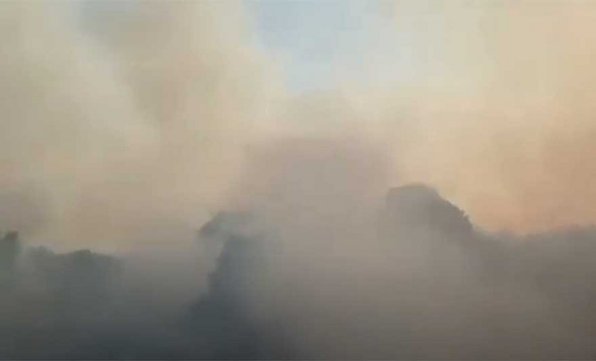 Nakon Gacka, požari buknuli i u Nevesinju