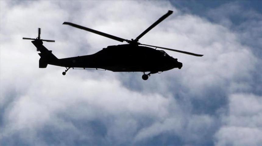 Stradali svi članovi posade u rušenju helikoptera
