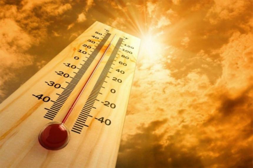 Sutra veoma vruće, temperatura vazduha do 40 stepeni