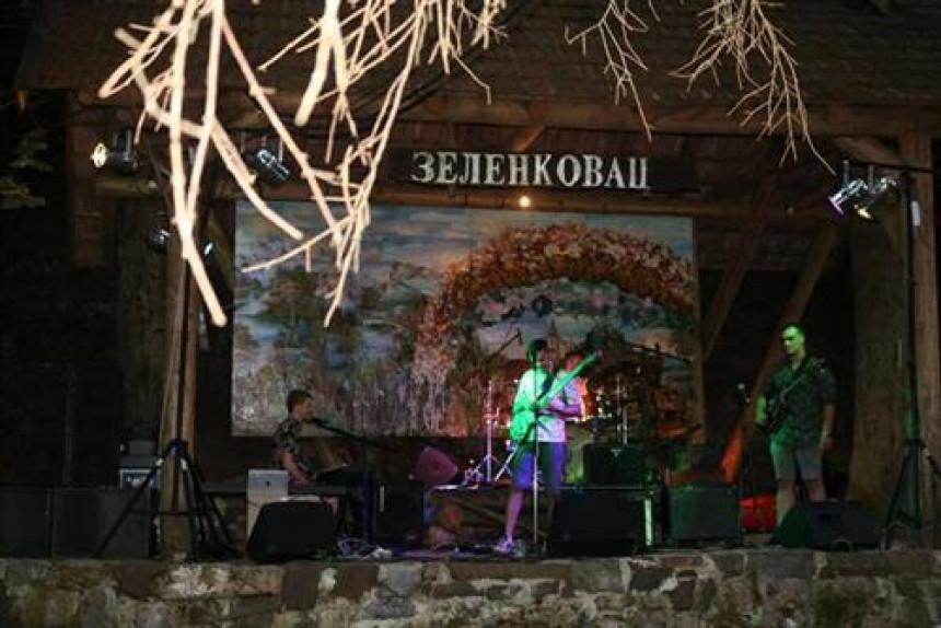 Интернационални џез фестивал почео на Зеленковцу