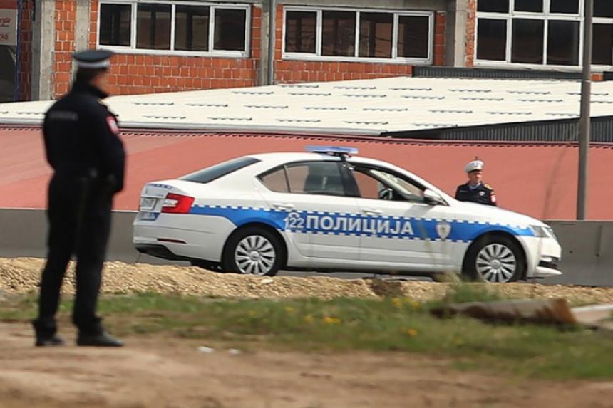 Зворник: Ухапшено пет лица због напада на полицајце