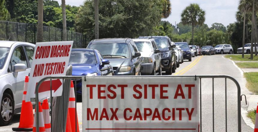 Florida dnevni rekorder sa više od 21.000 zaraženih