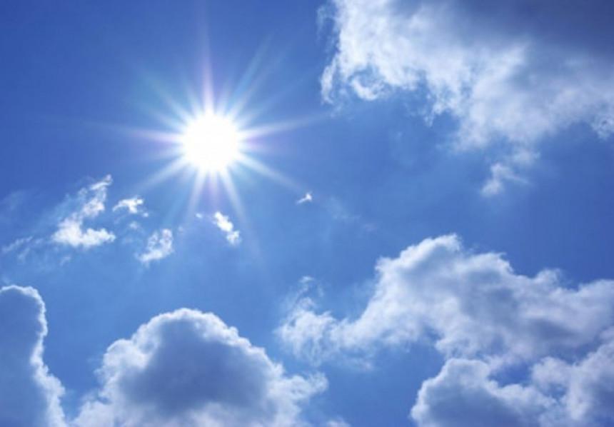 Sunčano vrijeme uz prijatniju i nižu temperaturu