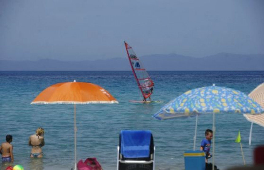 Grčka: Najveći toplotni talas u posljednjih 30 god.