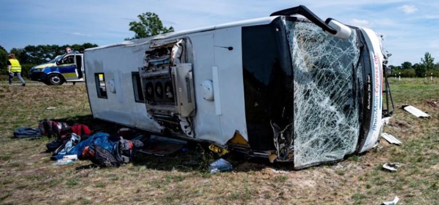 Turska: Četvoro Rusa poginulo u autobuskoj nesreći