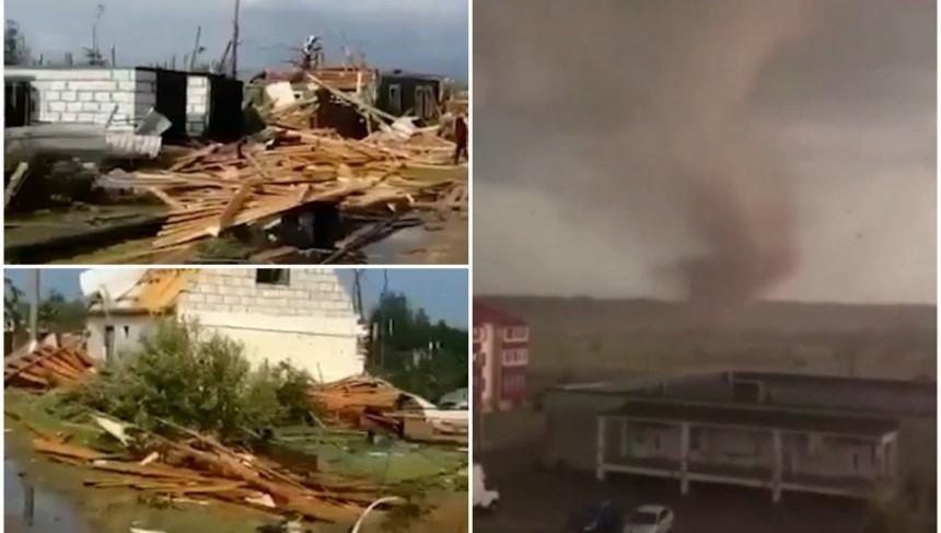 Uragan u Moskvi: Među poginulima i jedno dijete
