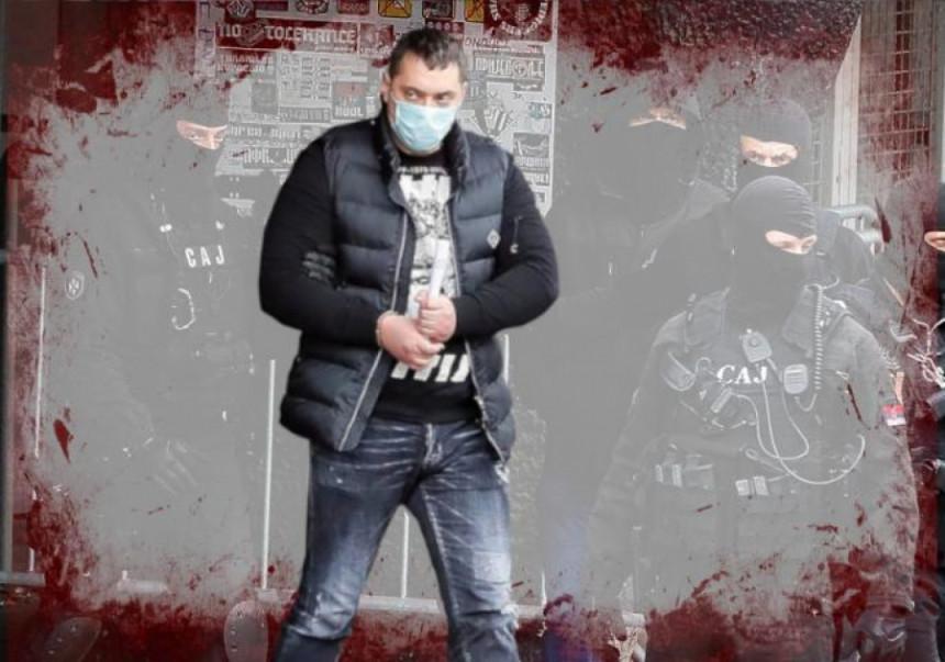 Koljač i mesar Velja Nevolja ubijao i po Crnoj Gori