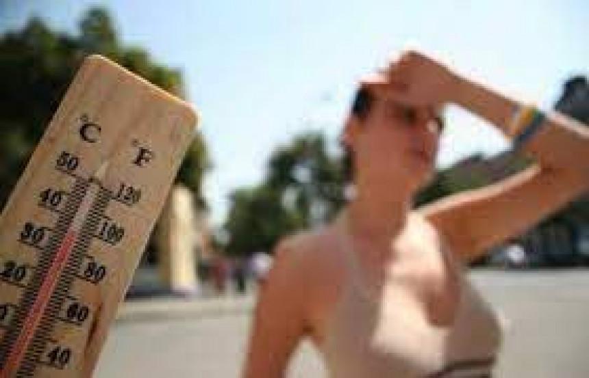Dnevna temperatura vazduha do 32, na jugu do 35