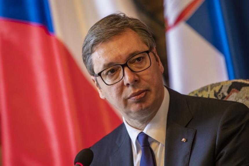 Miloš Vučević podnosi prijavu protiv Vučića