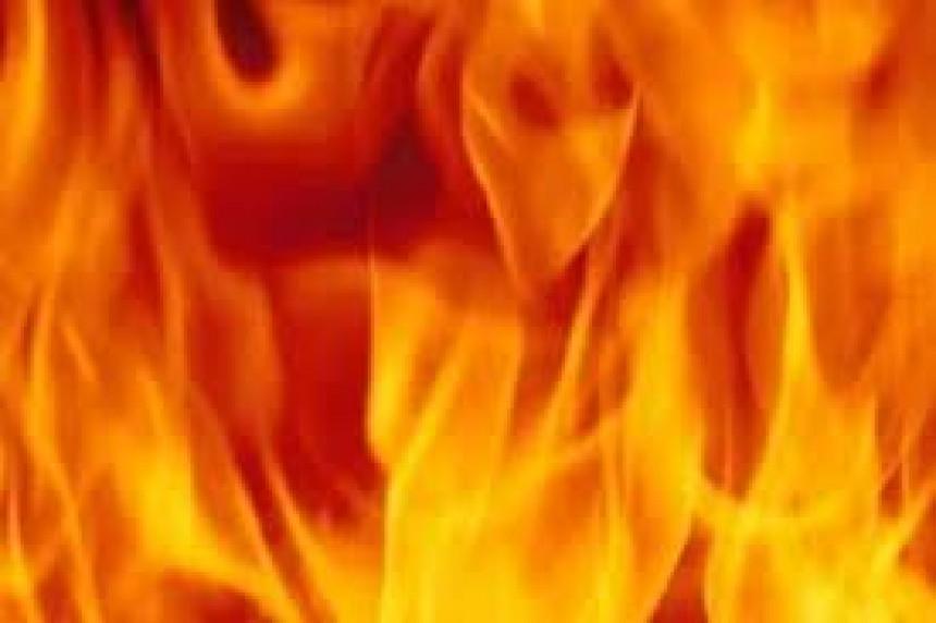 Izgorio autobus iz Novog Pazara, nema povrijeđenih