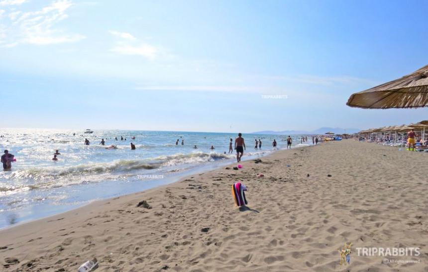 Utopio se mladić iz BiH na Velikoj plaži u Ulcinju