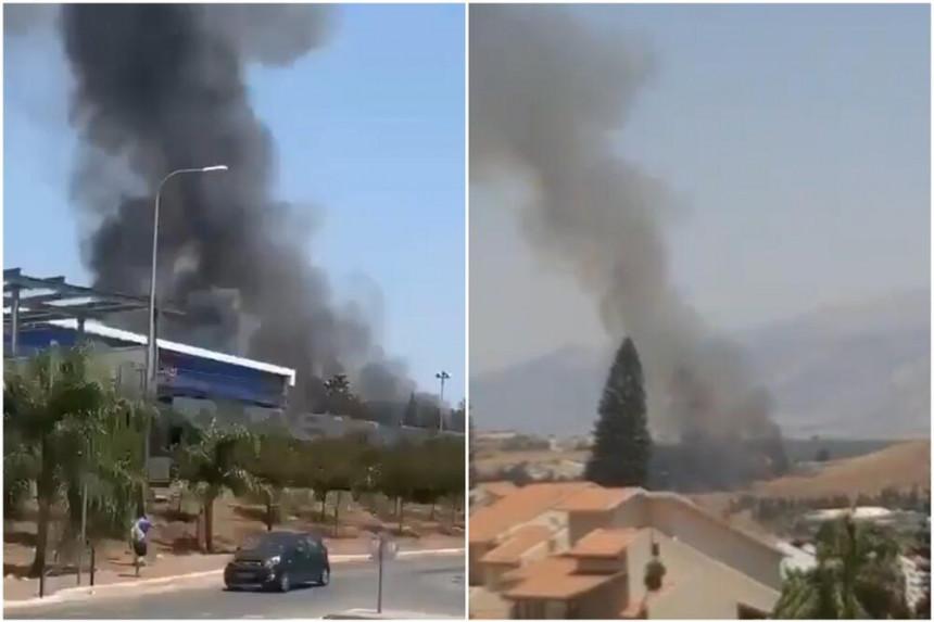 Odjeknule sirene u Izraelu, ispaljene tri bombe