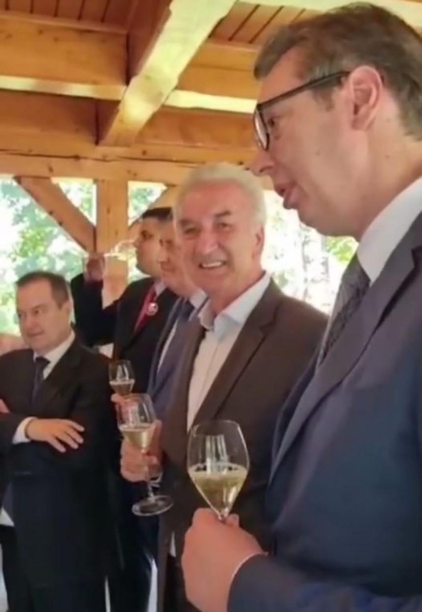 Koristan, ali i ugodan sastanak danas u Beogradu