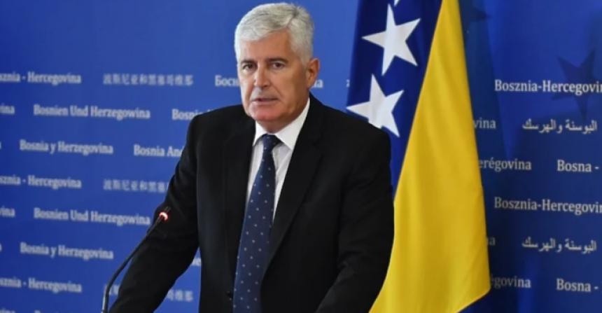 """Dodikov jaran Čović čestitao Hrvatima """"dan pobjede"""""""