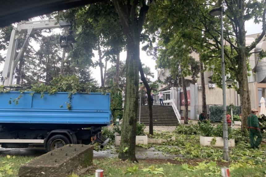 BL: Gradska uprava pozvala građane da prijave štetu