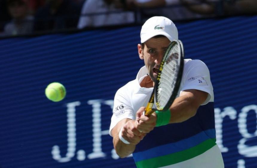 Đoković se plasirao u osminu finala na US Openu