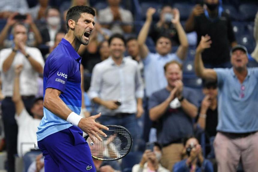 Novak Đoković se plasirao u polufinale US Opena