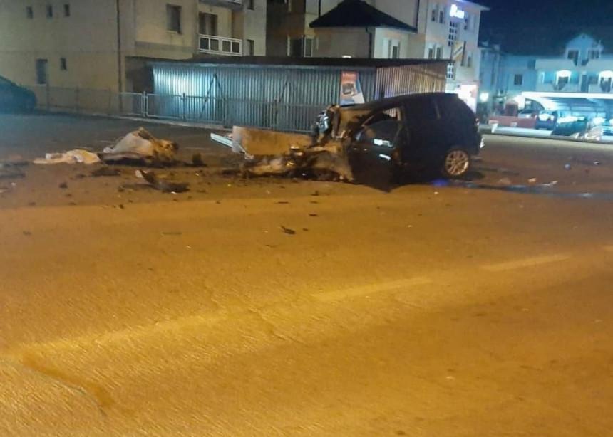 Mladić (26) poginuo u saobraćajnoj nesreći na Palama