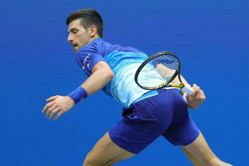 Novak Đoković novčano kažnjen nakon finala US
