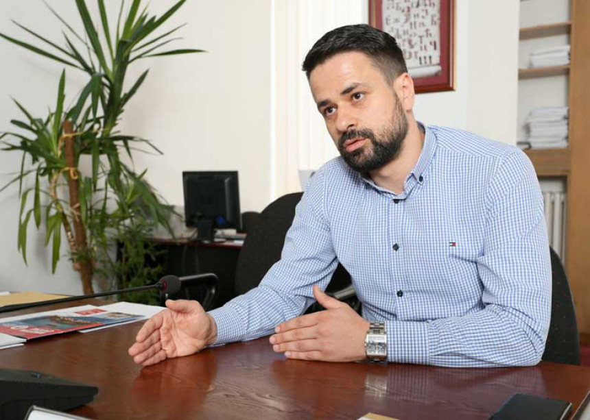 Amidžić odbacio optužbe gradonačelnika Banjaluke