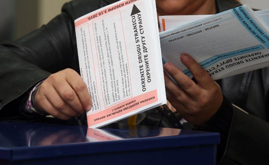 ЦИК разматра да уведе скенер за изборе 2022.