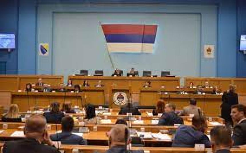 NSRS: Usvojen zakon o zaštiti srpskog jezika i ćirilice