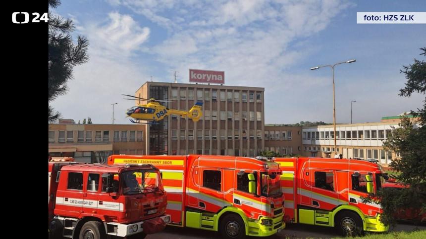 Eksplozija plina raznijela zgradu, dvoje poginulo