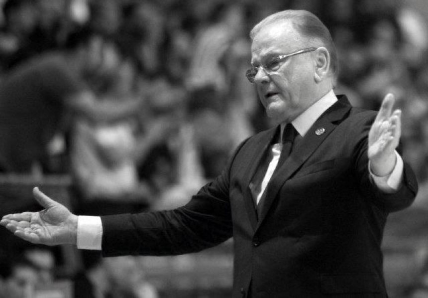 Preminuo Dušan Ivković, legenda srpske košarke
