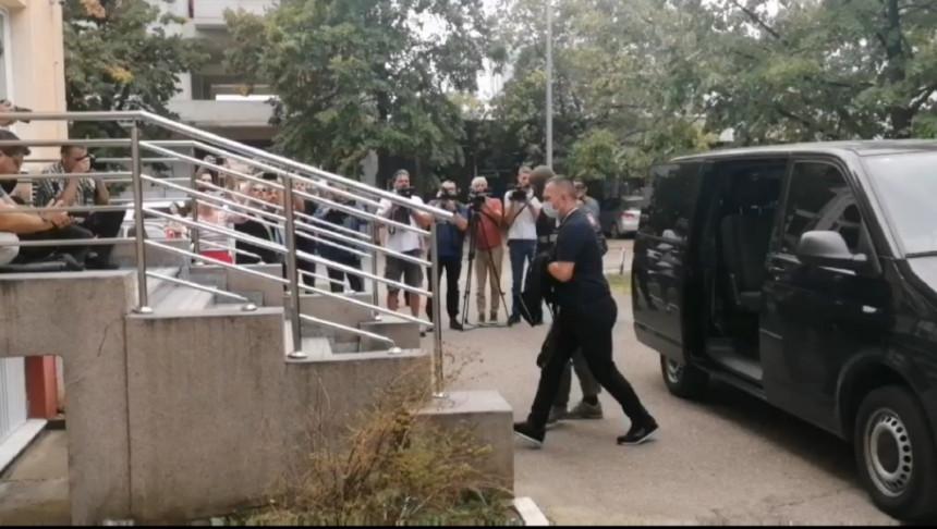 Dubravac, Bojić i Marković predati Tužilaštvu (VIDEO)