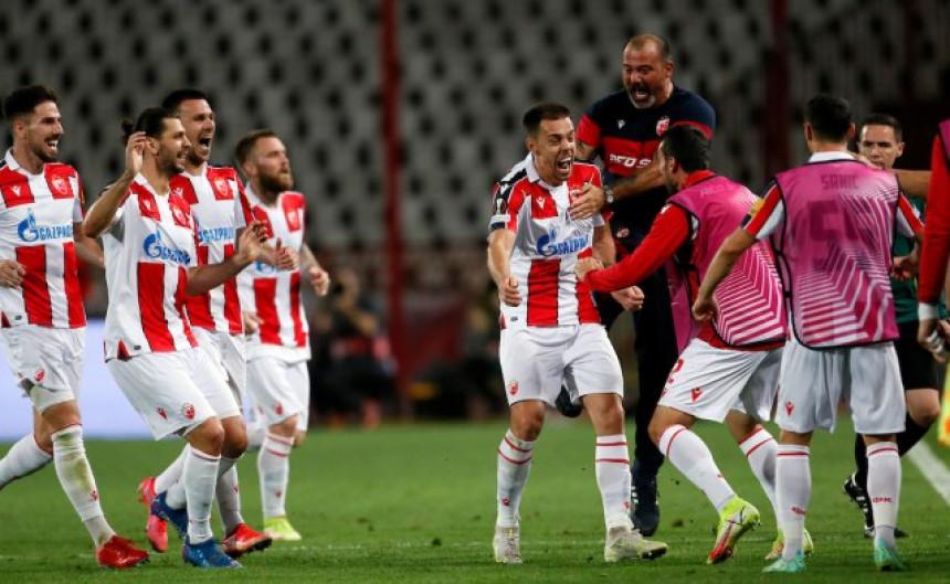 Pobjeda Zvezde – Katai sa penala srušio Bragu