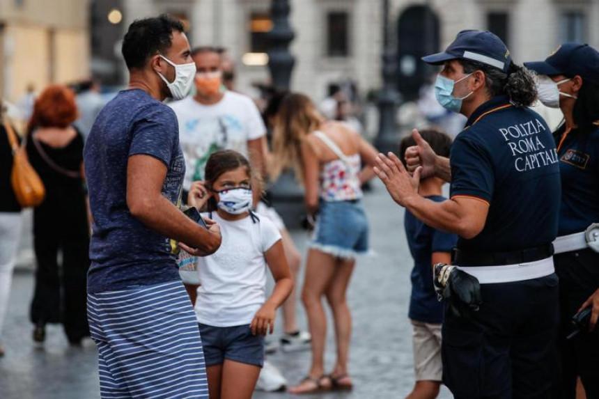 Мјере у Италији прве у Европи и међу најстрожијим
