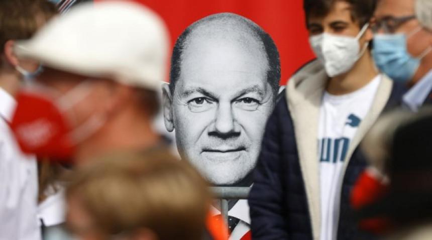 Da li je Olaf Šolc nasljednik Angele Merkel?