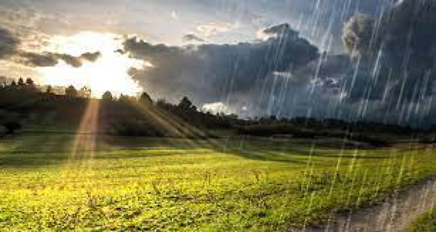 Данас промјенљиво вријеме - ред кише, ред сунца