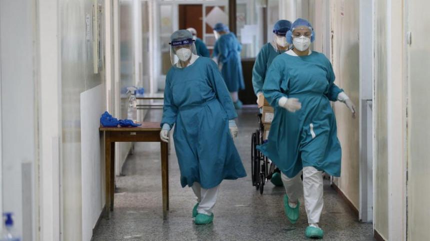 Prvi smo u Evropi po smrtnosti od virusa korona