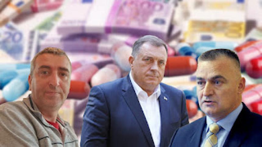 Dubravac zna sve o prljavim poslovima u zdravstvu Dodika, Škrbića, Stanetića
