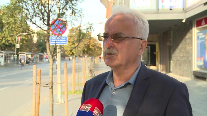 Ђокић: Кличковић је пензионер са малом пензијом