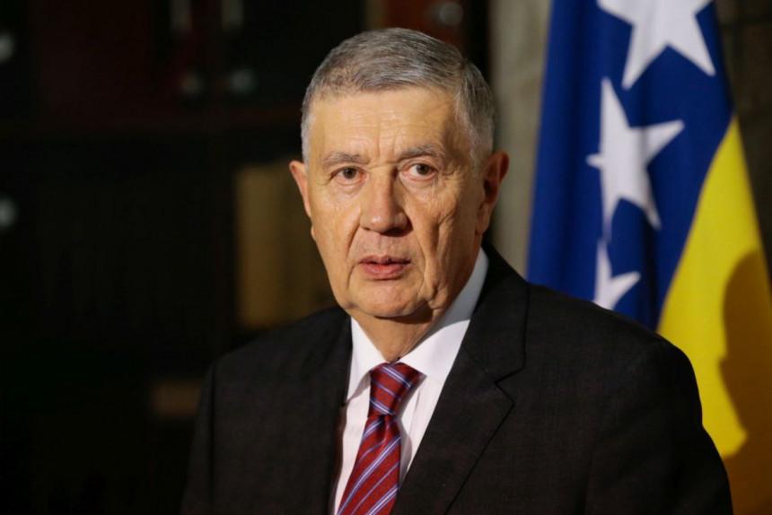 SNSD prvi popušta: Radmanović na sjednici Kolegija Predstavničkog doma