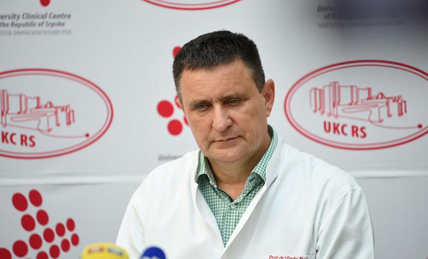 Vlado Đajić je opasniji po život pacijenata od COVID 19