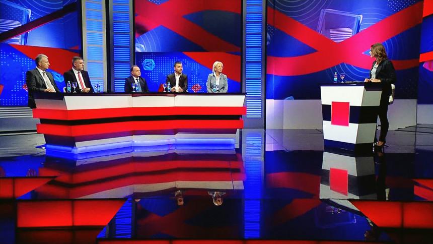 Koalicija SNSD, SDA i HDZ prave krize i konflikte