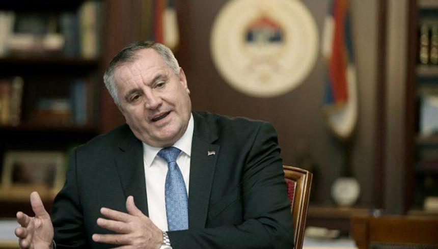 Višković najavio sjednicu Vlade Srpske o kiseoniku
